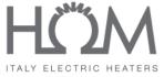 HOM Italia | Produzione Di Termoarredi, Radiatori e Scaldasalviette – Sito Ufficiale Logo