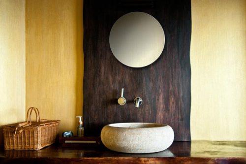 Seche serviette miroir - Miroir chauffant