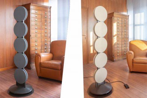 radiador eléctrico de diseño