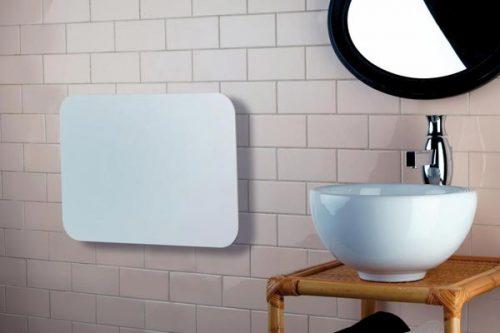 radiatore elettrico a parete