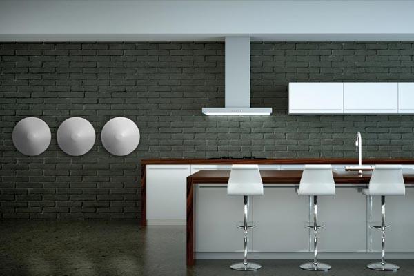 radiador eléctrico pared