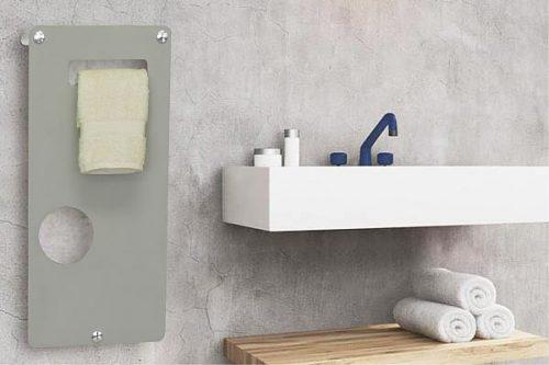 radiador toallero eléctrico bajo consumo