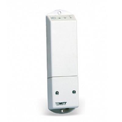 Ricevitore WATTS Serie BT-WR02 RF è un dispositivo di ricezione RF a muro studiato per controllare sistemi di regolazione climatica in abbinamento alla Serie 02 dei termostati BT-DRF02 oppure BT-DPRF 02.