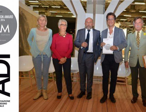 HOM: Premiata con l'ADI CERAMICS DESIGN AWARD