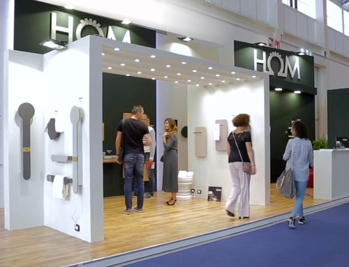 HOM participated in the CERSAIE 2019 edition, from 23 to 27 September