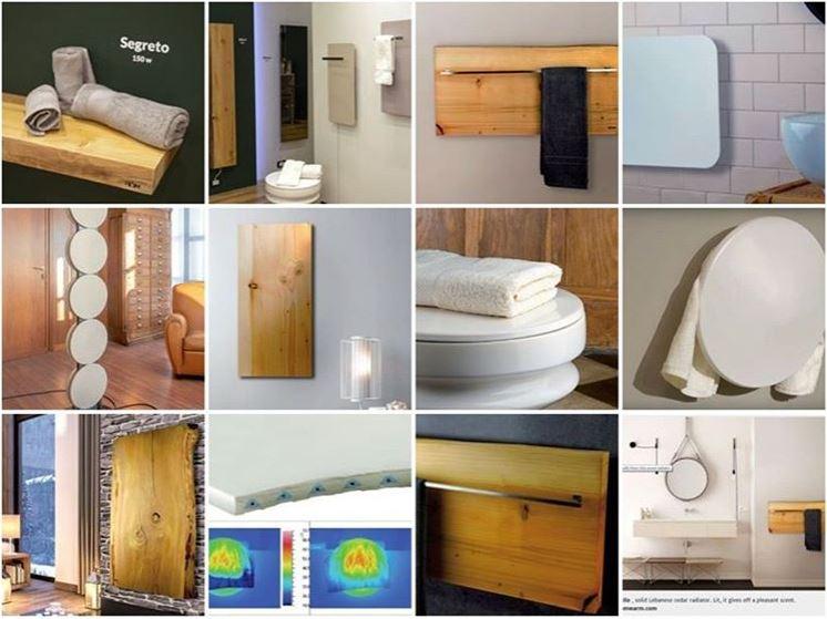 Radiadores eléctricos y calentadores de toallas